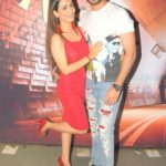 Tia Bajpai with Vikas Jain