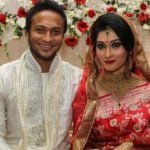 Umme Ahmed Shishir Marriage Picture