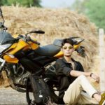 Vidit Sharma Bike