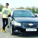 Vidit Sharma Car