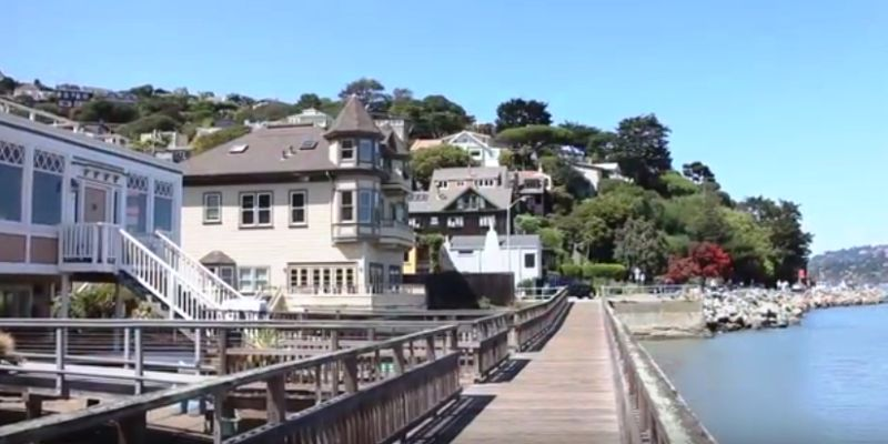 Vijay Mallya Mansion in Sausalito France