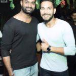 Ankit Sharma With Anand Rajan