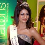 Zara Shah-Femina Miss India South 2009 Second Runner-Up
