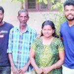 MD Nidheesh's Family