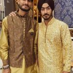 Anureet Singh With His Brother Rishabh Rathi
