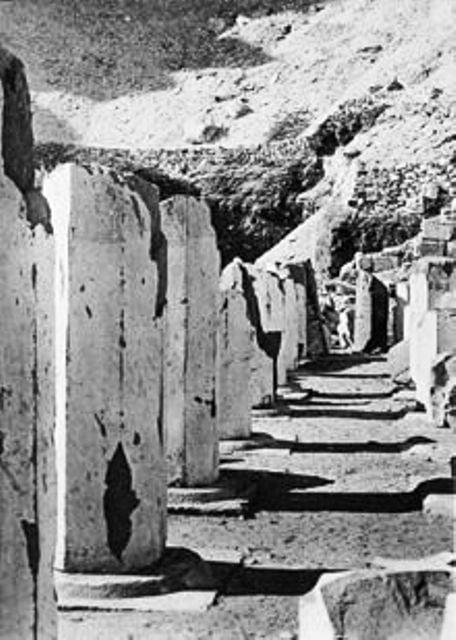Ahhotep I Pharaoh Tomb
