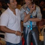 Ahmed Khan with Shahid Kapoor
