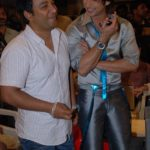 Ahmed Khan with Shahid Kapoor