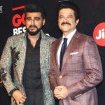 Anil Kapoor With His Nephew Arjun Kapoor