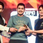 Anish Bhanwala Getting TOISA Award
