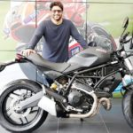 Arshad Warsi's Bike Ducati Monster 797 Dark Edition