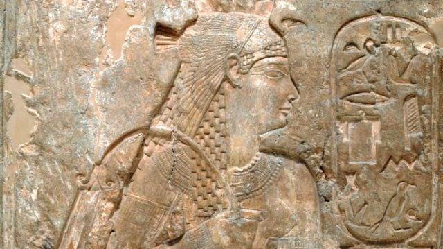 Arsinoë II Pharaoh Tomb