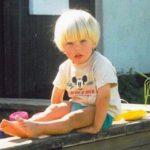 Avicii childhood photo