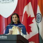 Chanda Kochhar Carleton University Canada