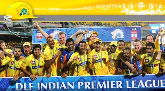 Chennai Super Kings (2010) IPL Win