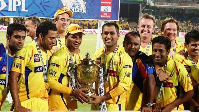 Chennai Super Kings (2011) IPL Win