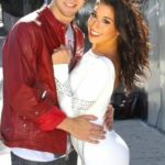 Dana Alexa with Matt Steffanina