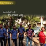 Pushkar Jog's Dare To Care Campaign