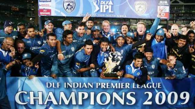 Deccan Chargers (2009) IPL Win