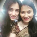 Disha Patani With Her Mother