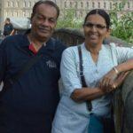 Disha Savla Parents