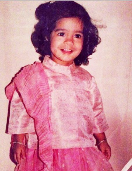 Diva Dhawan's Childhood Photo