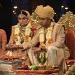 Diya Mehta Marriage Picture