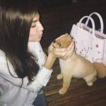 Elnaaz Norouzi Puppy Lover