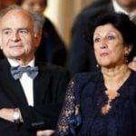 Emmanuel Macron Parents