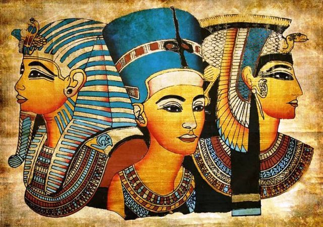 Female Pharaohs of Ancient Egypt