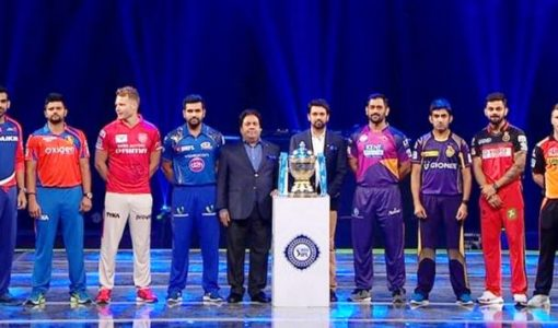 IPL Winners List (2008-2018)