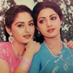Jaya Prada With Sridevi