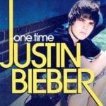 Justin Bieber Debut Single One Time