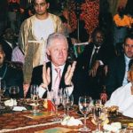 Kalanithi Maran And Bill Clinton' India Visit