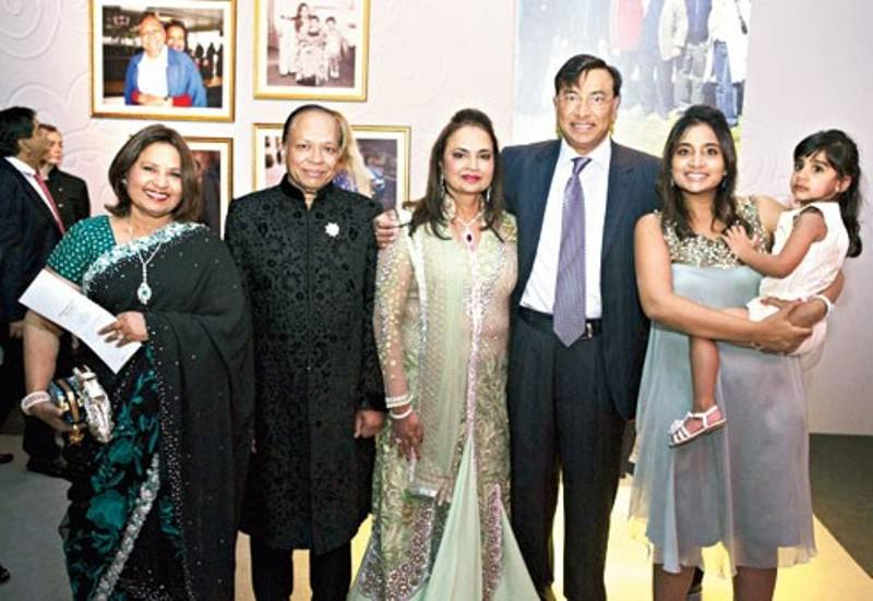 Lakshmi Niwas Mittal Age, Wife, Children, Family, Biography, Facts & More »  StarsUnfolded