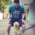 Manav Vij Dog Lover