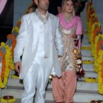 Manav Vij Marriage Picture