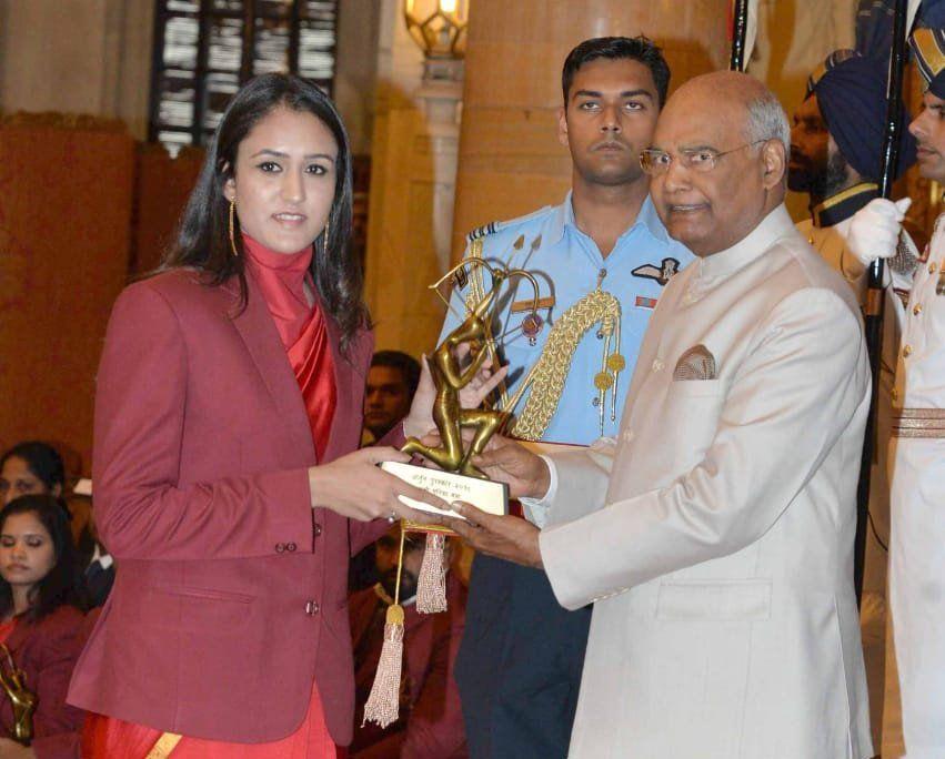 Manika Batra - Arjuna Award