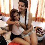 Minni Rohilla with Shruti Sinha