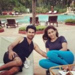Mohammad Kaif With His Wife