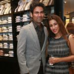 Mohammad Kaif With His Wife Puja