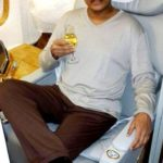 Mukesh Hariawala drinks alcohol