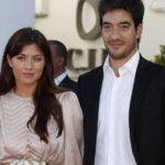Mylène Jampanoï with Dimitri Stephanides