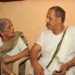 Nana Patekar With His Mother