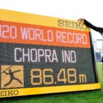 Neeraj Chopra World Record