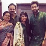 Niharika Konidela With Her Father Nagendra Babu, Mother Padmaja Konidela And Brother Varun Tej