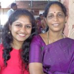 Nitesh Shetty Sister and Mother