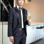 Orkut Buyukkokten Drinking Alcohol