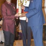 Pankaj Advani Receiving Padma Bhushan