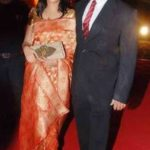 Pavan Malhotra with his wife
